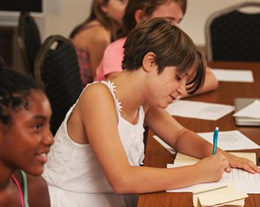 Summer Writing Camp: Screenwriting Camp for grades 6-8