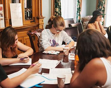 Summer Writing Camp: Mastering the Short Screenplay for grades 9-12