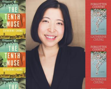 Visiting Author Series: Reading and Reception with Catherine Chung