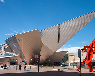 Drop-In Writing at the Denver Art Museum (Big Read)