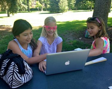 Online Summer Writing Camp: Choose Your Own Adventure for grades 3-5