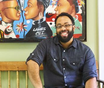 Inside The Writer's Studio: On-Stage Reading And Interview with Kevin Young