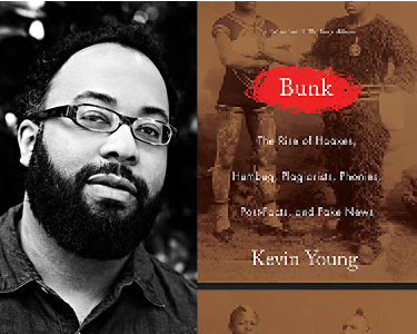 Inside the Writer's Studio: On-stage Reading and Interview with Kevin Young (Student, Teacher, Senior, Veteran Ticket)