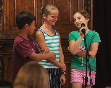 Virtual Open Mic for Youth ages 8-18