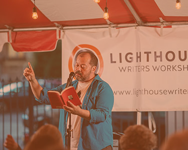 Lit Fest at Night Reading 6/12: Lighthouse Faculty