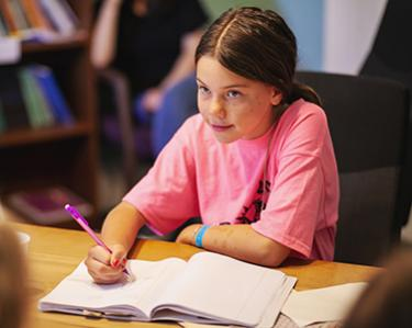 Lighthouse North: Spring Break Writing Camp—Playwriting for Grades 3-5