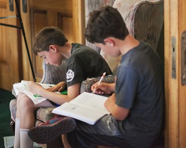 Lighthouse North: Poetry Collection in a Day for Grades 6-8