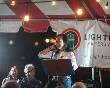 Lit Fest at Night: The Book Project Reading