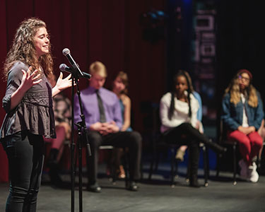 Virtual Open Mic for Youth