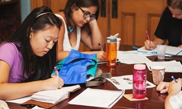 Summer Writing Camp: Improv for Writers for grades 9-12