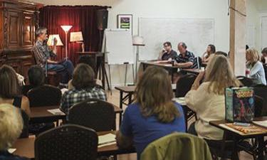 Intermediate/Advanced Screenwriting Workshop
