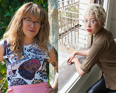 Inside the Writer's Studio: On-Stage Reading and Conversation with Michelle Tea and Esmé Weijun Wang