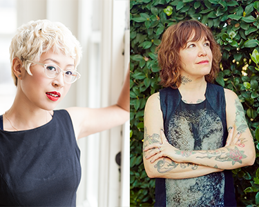 Inside the Writer's Studio with Michelle Tea and Esmé Weijun Wang: VIP All-Access Pass